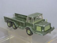 "VINTAGE CRESENT MODEL No.XXX  BRITISH ARMY ""6 WHEEL"" LORRY"