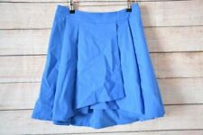 Cotton Blend Above Knee A-Line Hand-wash Only Skirts for Women