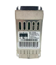 Cisco WS-G5486 1000BASE-LX Gigabit Fiber Converter GBIC Module 800-23858-01 SFP