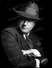 8x10 Print Director Cecil B. DeMille by Irving Chidnoff #CBDC