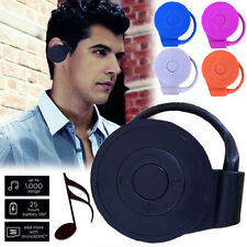 Black Outdoor Sport Music Headphone Headset Running MP3 Player Earhook Walkman