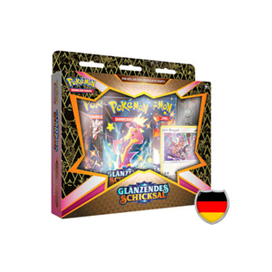 Pokemon - Glänzendes Schicksal Pin Kollektion - SCOPPEL - Deutsch - Neu & OVP
