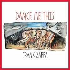 Frank Zappa - Dance Me This (NEW CD)