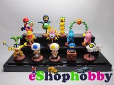 FURUTA Choco Egg Super Mario Series 2 Character Mini Figure Set of 13pcs