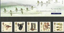 Great Britain Bird Stamp Presentation Packs