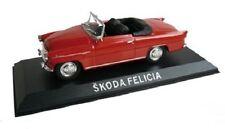 SKODA FELICIA CABRIO  ( 1962 ) - 1/43 - IXO/IST -- NEW