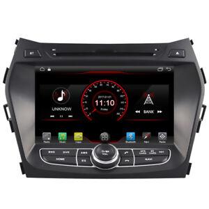 Android 10 Car DVD GPS Radio for Hyundai Santa Fe ix45 2013 2014 2015 2016 2017