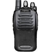 TERA TR-505 UHF GMRS (8x More Power than FRS) VHF MURS Two-Way Handheld Radio