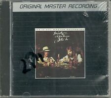 Loggins & Messina Sittin`in MFSL Silver (Alu) CD Neu OVP Sealed Rar OOP