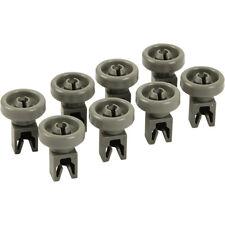 8x Korbrolle Korbrollen für Oberkorb AEG Electrolux Spülmaschine 5028696700/0