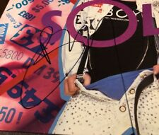 Boy George Hand Signed Auto Autographed Sold Vinyl Record Cover With Sleeve Nice