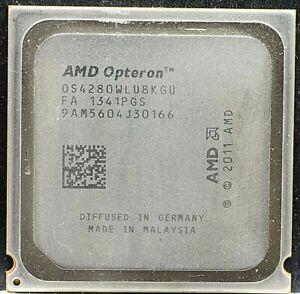 AMD Opteron-4280 (OS4280WLU8KGU) 8-Core 2.8 GHz 8 MB  CPU/Processor