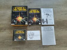 Star Wars: X-Wing vs Tie Fighter, Lucasarts, PC Big Box, CD-ROM