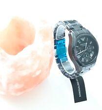 Emporio Armani Ceramica Valente Armbanduhr für Herren AR1400