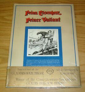 Prince Valiant HC 2 NEW - SEALED hardcover - prinz eisenherz  comic gallery 1938