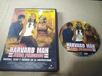 Harvard Man DVD Adrian Grenier Sarah Michelle Gellar Joey Lauren Adams