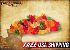 "2 GUMMI BEARS 7"" Vinyl Decals Gummie Gummy Bears Candy Store Menu Sign Stickers"