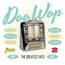 Various Artists - Doo Wop: Greatest Hits 1961-62 / Various [New CD] UK - Import