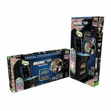 Galaga Arcade1Up At Home Arcade Cabinet Machine 4ft w/ Galaxian Video Games