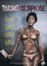THANATOMORPHOSE - DVD UNCUT MOVIES - HORREUR - CULTE - TRASH