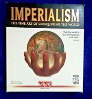 Imperialism PC Game SSI 1997 Windows/Mac Strategy