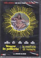 Dvd VENERE IN PELLICCIA + LE MALIZIE DI VENERE con Laura Antonelli nuovo