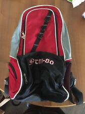 Ten-80 Internal Frame Backpack Size Medium red / black