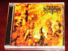 Necrophobic: The Third Antichrist CD 2010 Hammerheart Records UK HHR2010-05 NEW