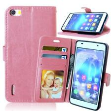 For Huawei Honor 6 Plus 5A 5C 5X Flip Wallet Leather Case Cover Magnetic Luxury