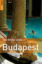 """AS NEW"" The Rough Guide to Budapest - Edition 3, Richardson, Dan, Rough Guides,"
