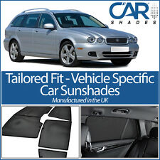 Jaguar X Type Estate 04-09 CAR WINDOW SUN SHADE BABY SEAT CHILD BOOSTER BLIND UV