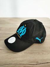 Marsiglia OM Olympique Puma Cappello Berretto Hat tg Unisex Nero Cotone 2021 2