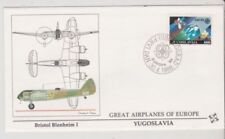 Aviation Europa CEPT Stamps