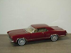 Buick Riviera - Franklin Mint 1:43 *50028