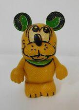"Disney Vinylmation Ink & Paint Series Pluto Dog Paws Comic Book Style 3"" Figure"
