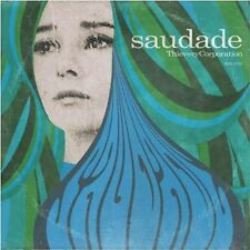 Thievery Corporation - Saudade [New Vinyl LP]