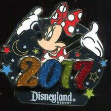 DLR 2017 Dated Collection Minnie Mouse Disney Pin 120180