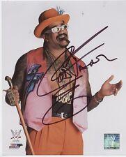 The Godfather Wwe Signed 8x10 Photo w/ Coa Autograph