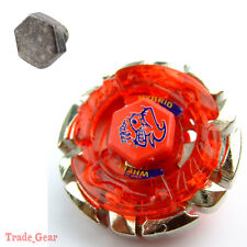 DARK BULL BB-40 Fusion Masters Fight Beyblade+HEAVY METAL FACE BOLT MF
