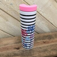 Lilly Pulitzer Travel Mug, Water Bottle, Coffee Cup, Hot/Cold Tumbler Palm Trees