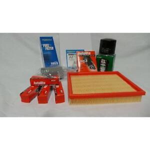 Service Kit HOLDEN BARINA COMBO SB 1.2 1.4 1.6 OIL FUEL AIR SPARK PLUGS 94-01