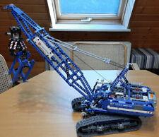 LEGO Technic Seilbagger (42042) komplett zusammengebaut