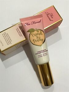 Too Faced Primed & Peachy Primer 40ml BNWB Authentic