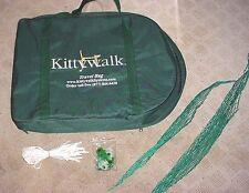 Kittywalk Outdoor Cat Small Pet Enclosure Playpen Replacement Travel Case Bag