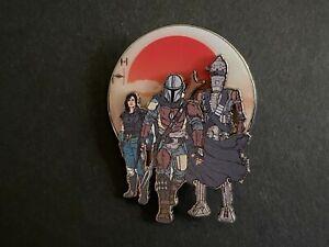 Star Wars - Mandalorian SOLD OUT Rare HTF Disney Pin 137544