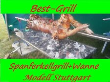 best-grill - Spit Roaster, lamb Grill, Goat Stainless Steel Sink 27 5/8in high