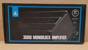 JL Audio MX300/1 Marine Powersports Weather Resistant 300 Watt Mono Amplifier
