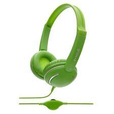 Casques et écouteurs vert pour lecteur MP3