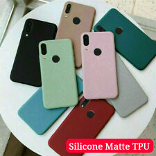 For Samsung A10 A20E A50 A70 A30S Soft TPU Silicone Shockproof Phone Case Cover