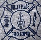 Miller Place Fire Department Suffolk County New York FDNY T- Shirt Sz XL